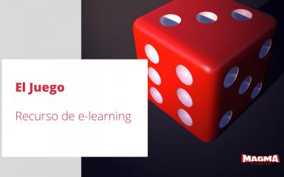 El juego como recurso para un proyecto de e-learning
