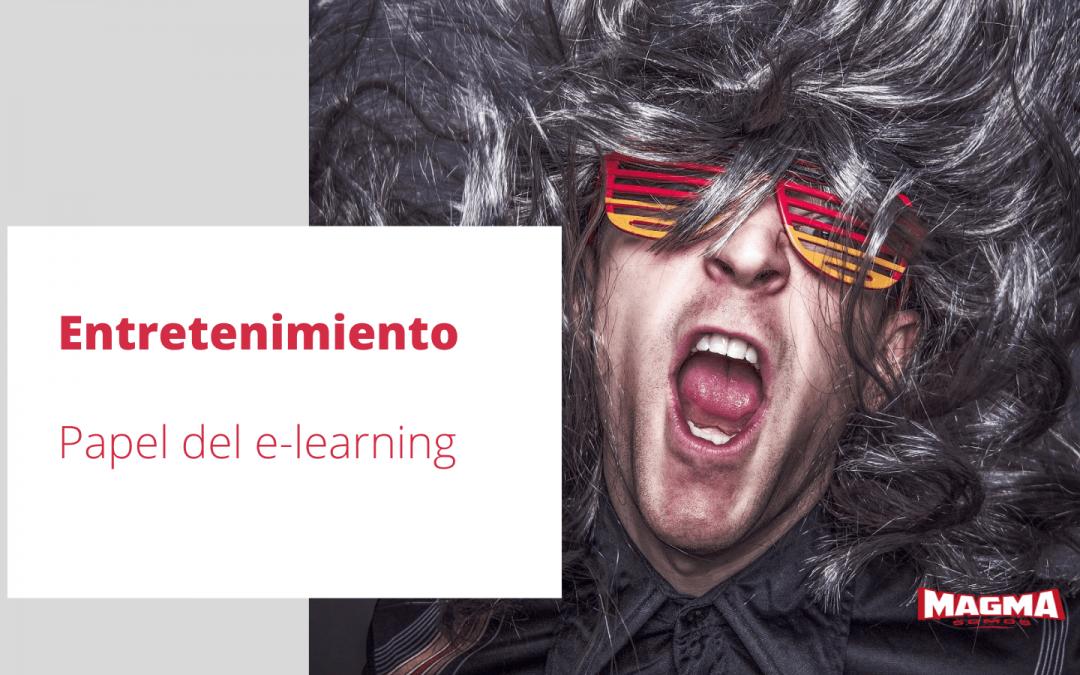 El papel del entretenimiento en los proyectos e-learning